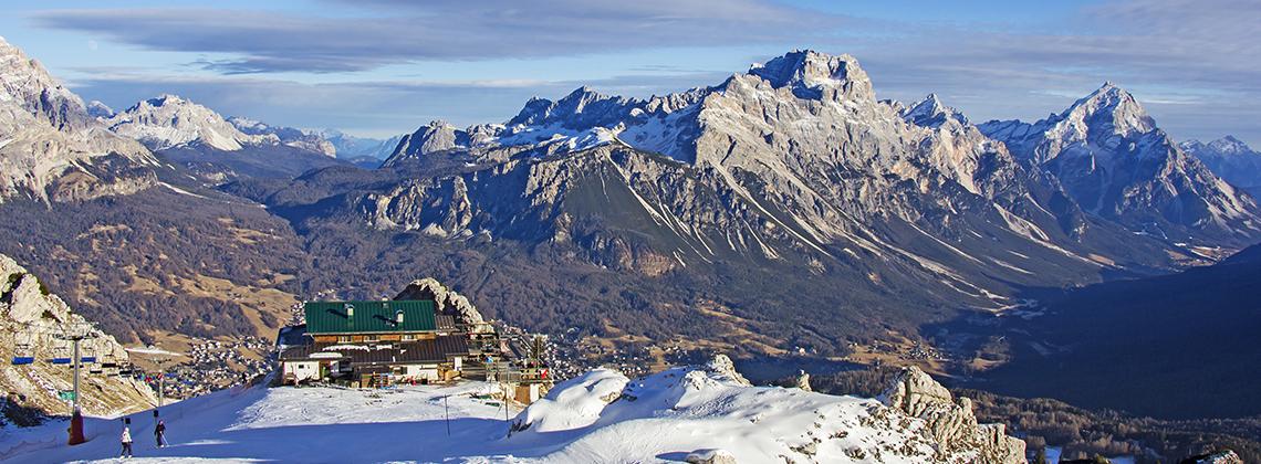 Cortina, İtalya