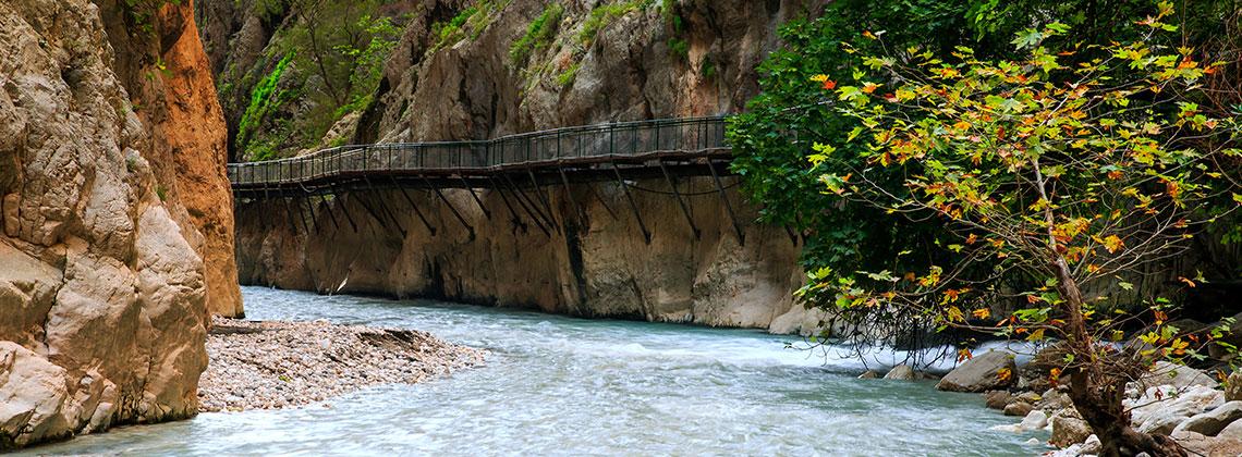 Fethiye Civarındaki Doğal Ziyaret Alanları