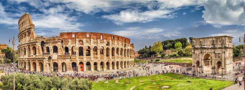Tarih ve Sanat Dolu Roma'da 3 Gün