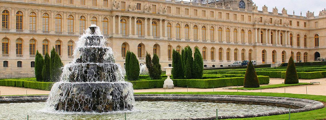 Versailles (Versay) Sarayı