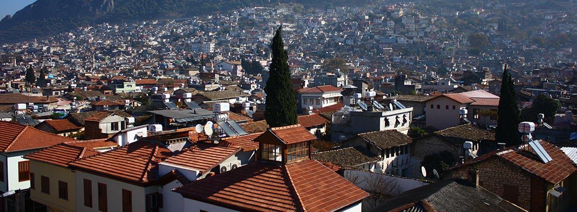 Lezzet Başkenti Antakya
