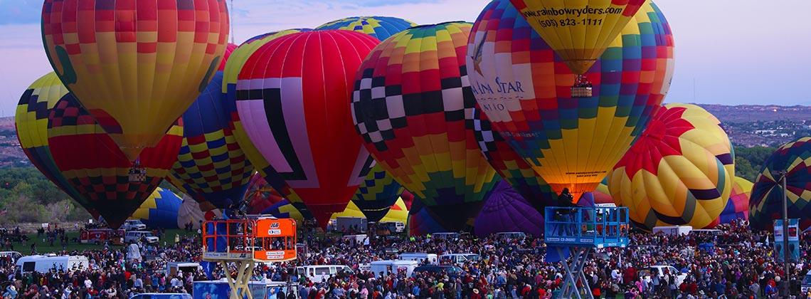 Balloon Fiesta, New Mexico