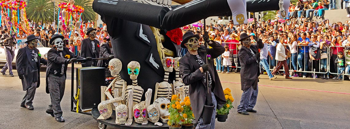 Dia de los Muertos, Meksika