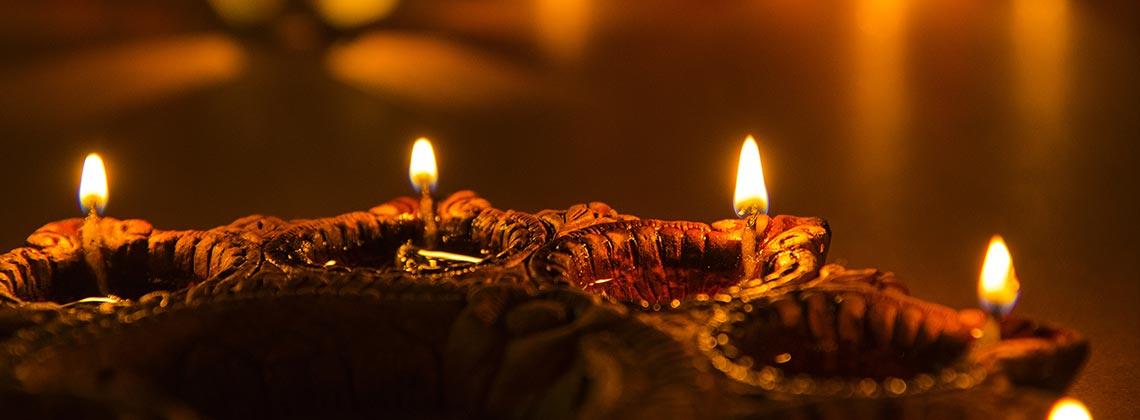 Diwali, Hindistan