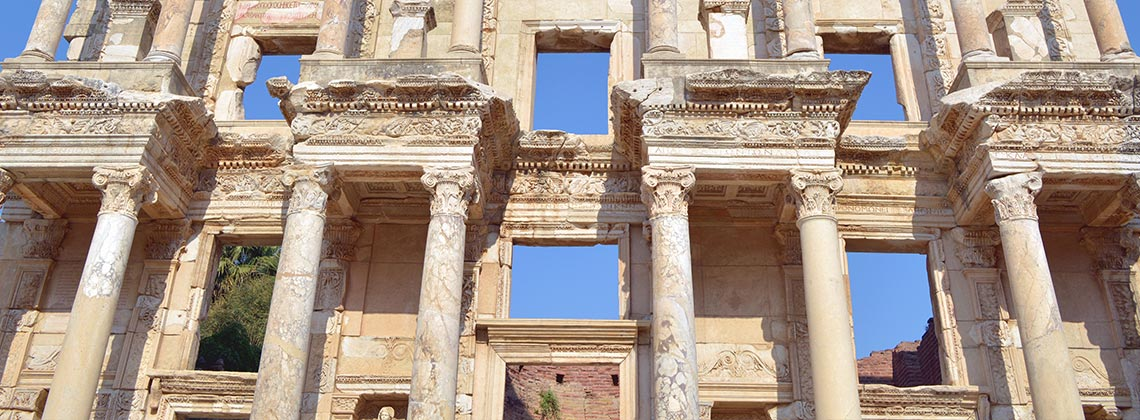 İlk Metropollerden Biri: Efes