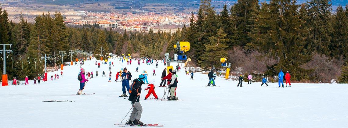 Hem Uygun Hem Canlı Kayak Merkezi