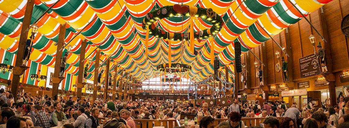 Oktoberfest, Münih