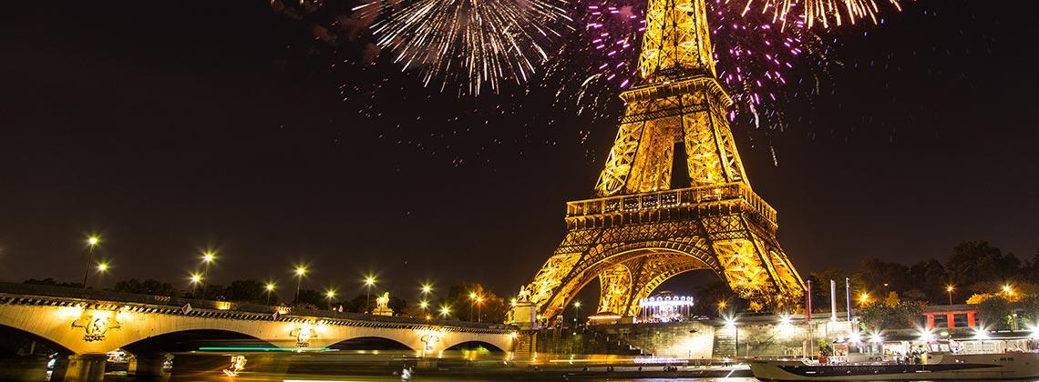 Yeni Yılda Aşk Paris'te