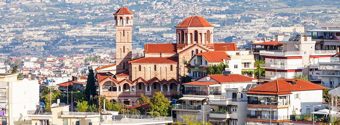 Selanik - Dedeağaç - Kavala