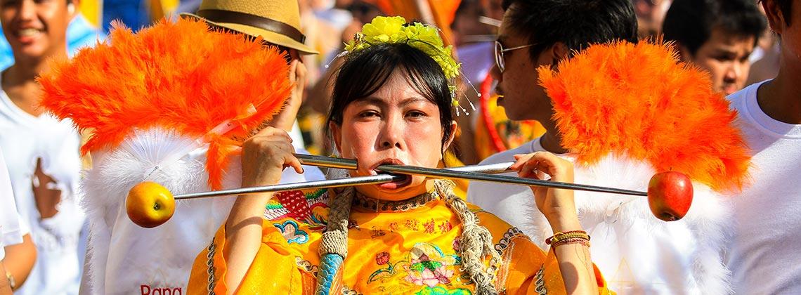 Vejetaryen Festivali, Phuket