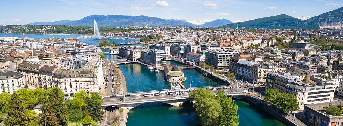 Alplerin Simgesi İsviçre