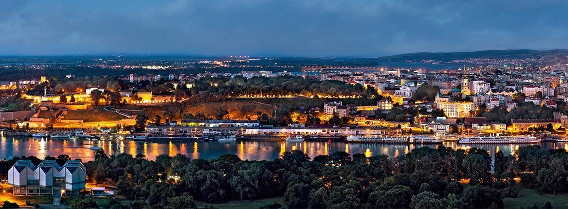 Balkanların Tarih Kokan Beyaz Şehri Belgrad