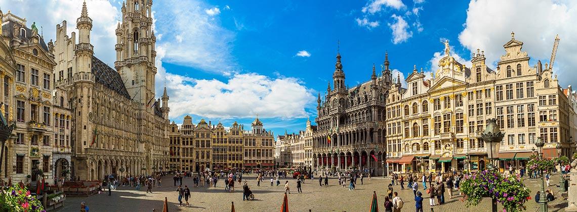 Başkent Brüksel'in Büyüsü