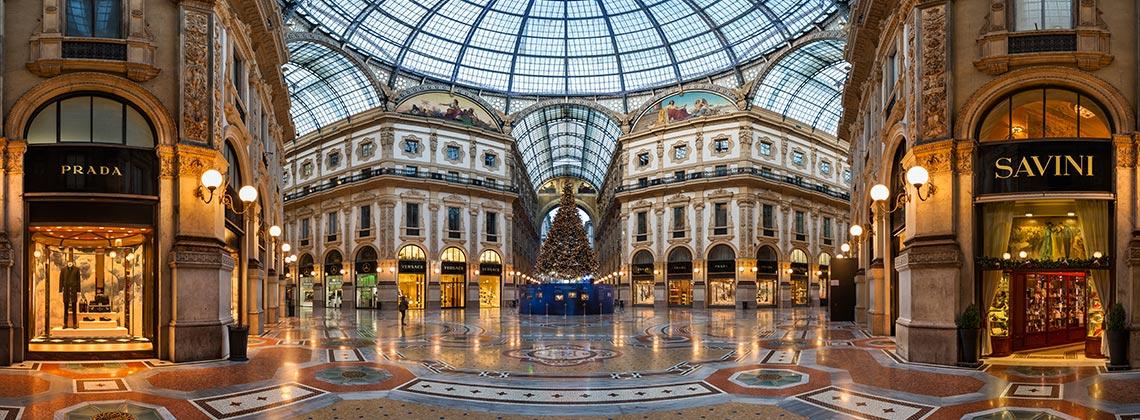 Galleria Vittorio Emanuele II – Milano