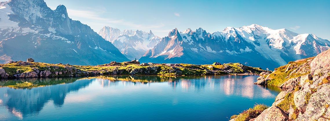 Her Tatilci Bir Gün Alpler'e Gidecek