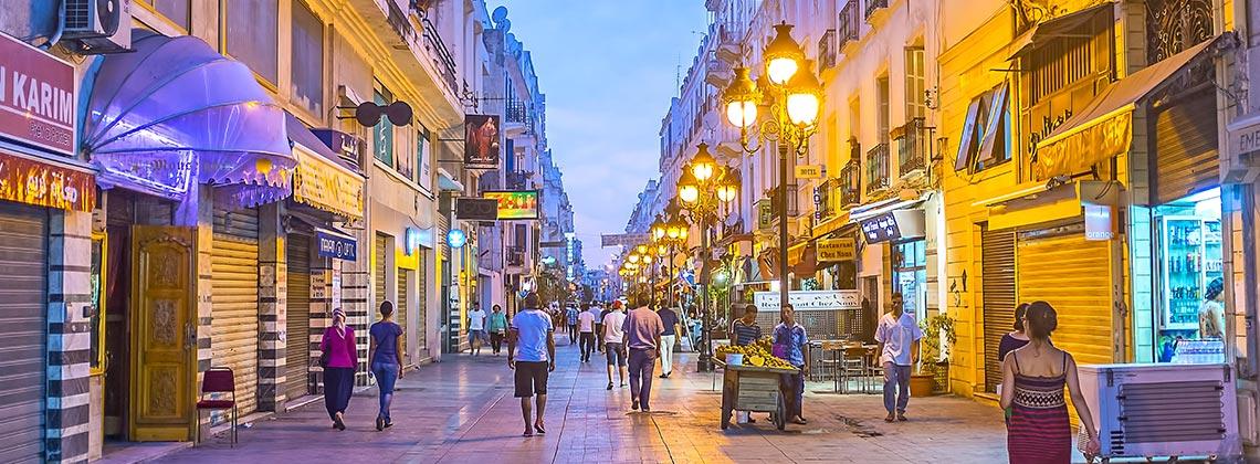 Marsilya Alışveriş