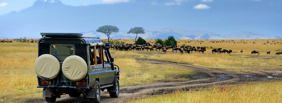 Masai Mara'da Ağaçların Fısıltısını Dinleyin