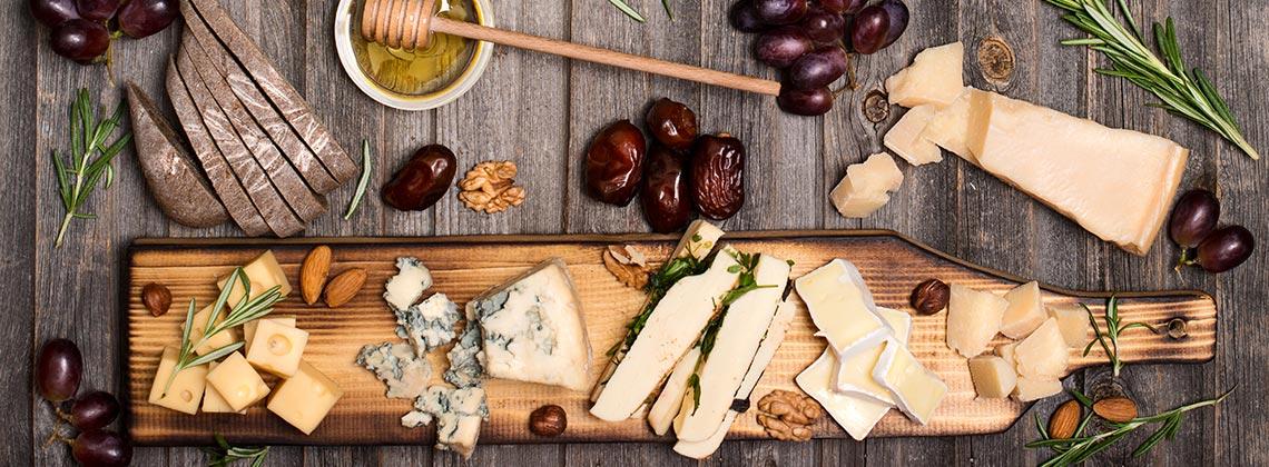 Peynirsiz Olmaz Diyenlere Dünya Mutfağından Peynirler