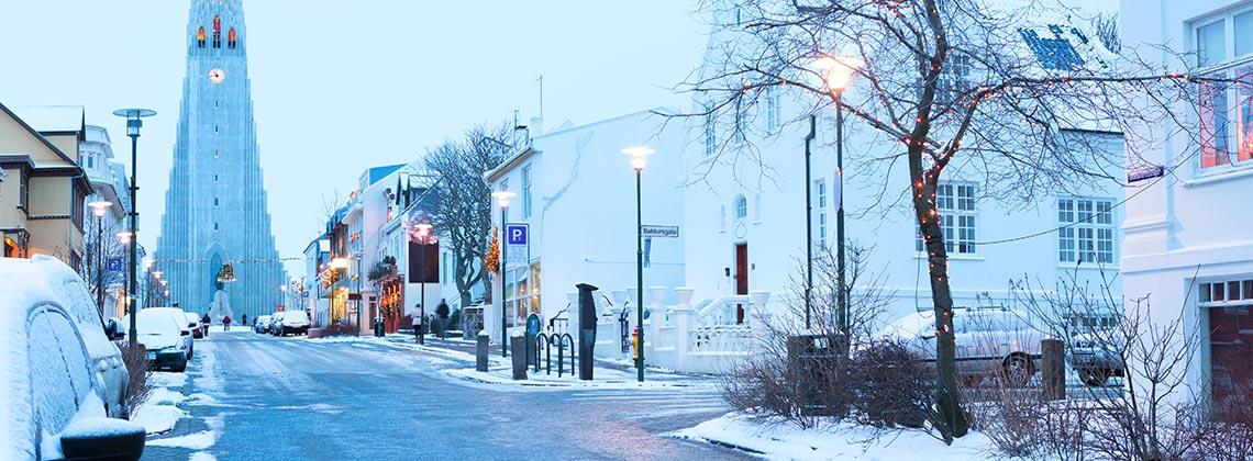 İzlanda Reykjavik'te Unutulmaz Bir Yeni Yıl Akşamı