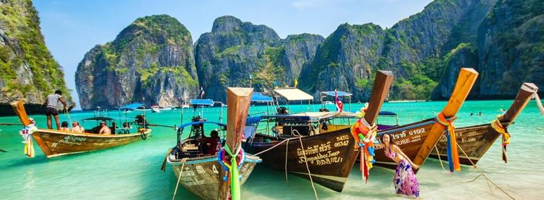 Romantizmin cenneti: Puket