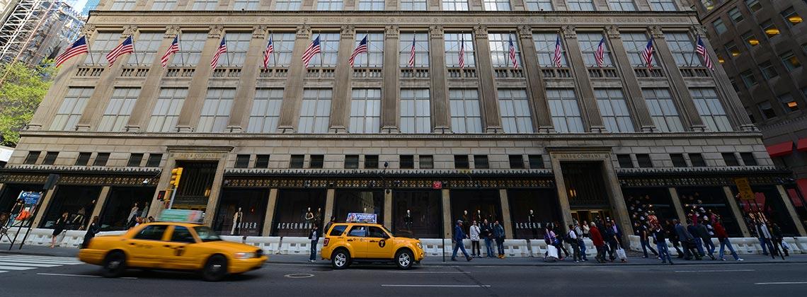 Saks Fifth Avenue – New York
