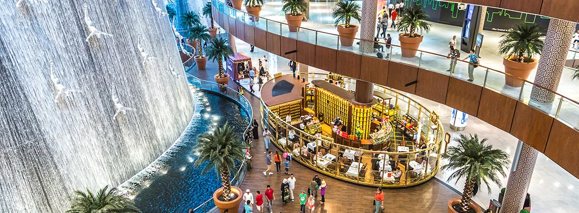 The Dubai Mall – Dubai