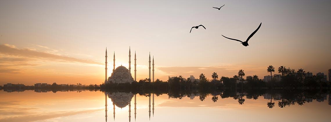 Adana'nın Yolları Taştan