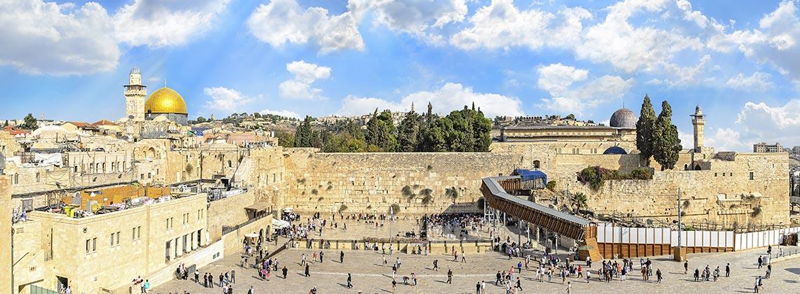 Dünyanın Kalbi Kudüs