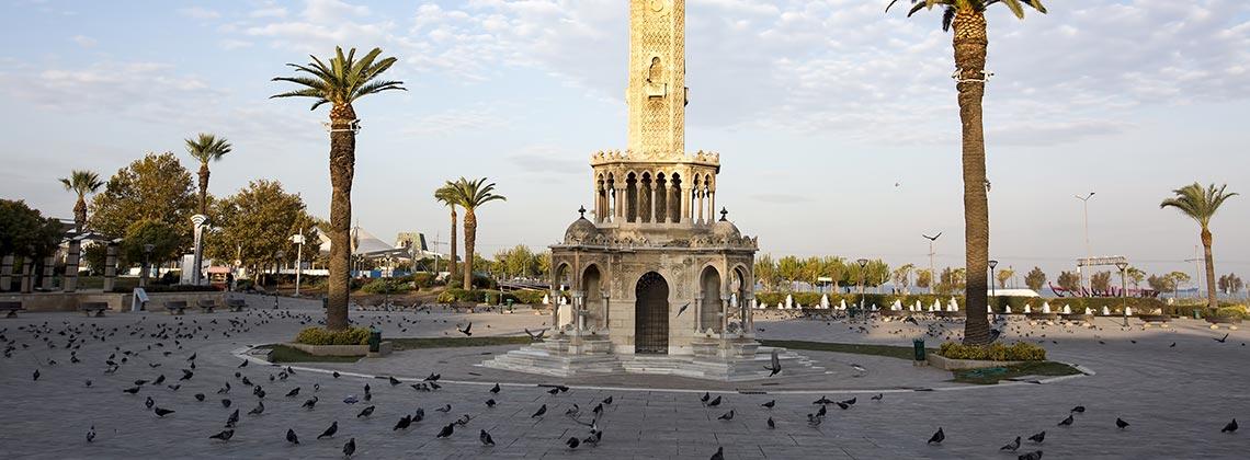 Her Mevsimde Mükemmel Tatil İçin İzmir