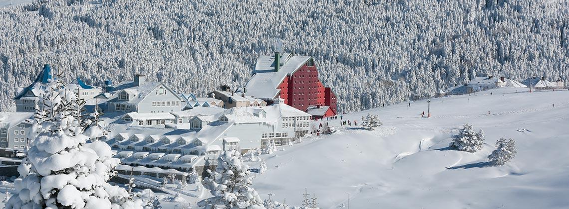 Karda Eğlenmek İçin Mükemmel Fırsat: Bursa Uludağ