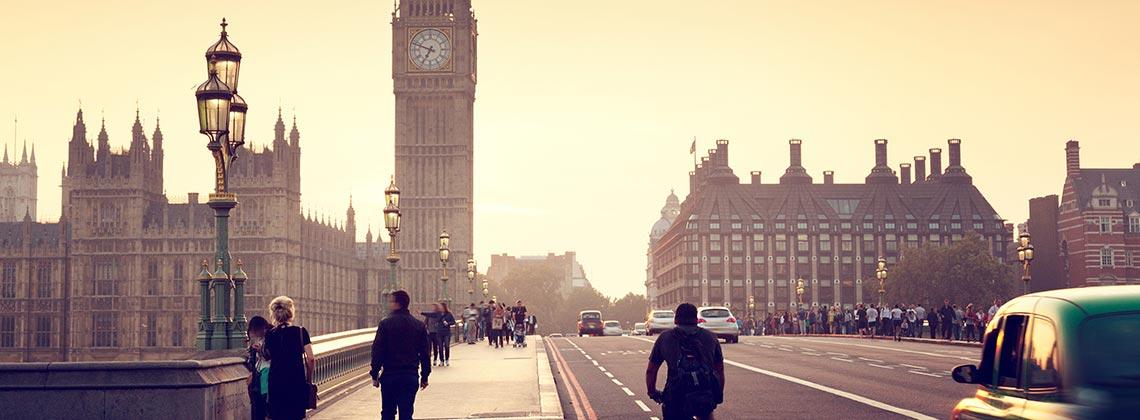 Londra'nın Büyüsü