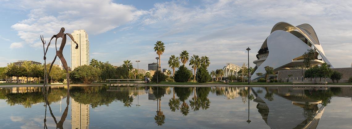 Sımsıcak bir Akdeniz Şehri : Valensiya
