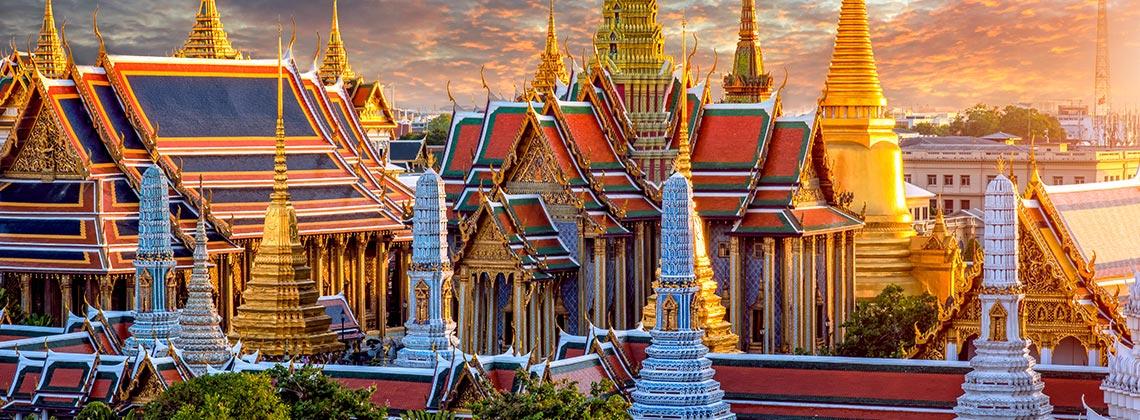 Tapınakların diyarı Tayland