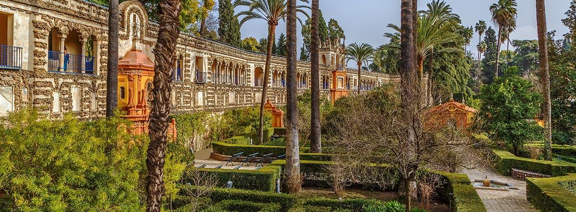Alcazar, İspanya