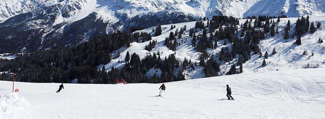 Alplerde Kayak Yapma Keyfini Yaşayın