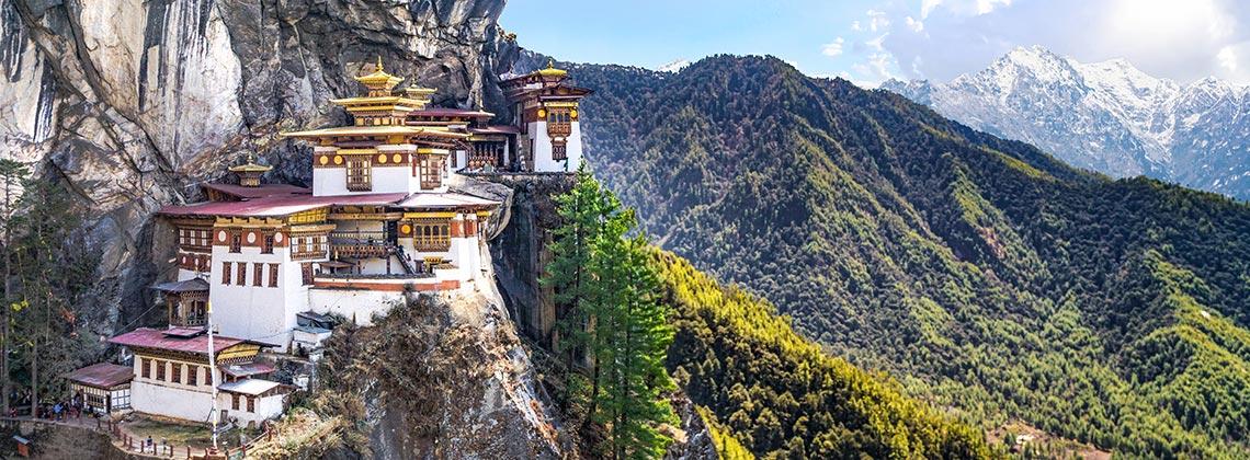 Taktshang Manastırı, Bhutan