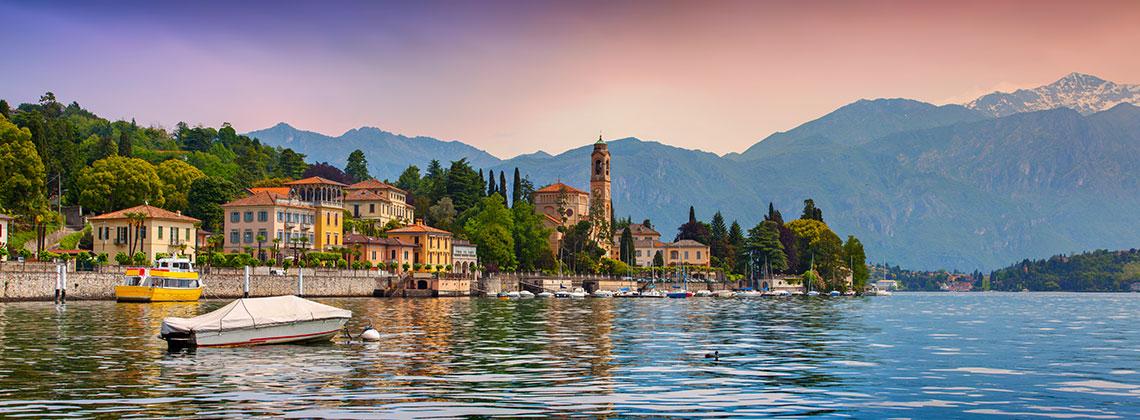 Dünyanın En Meşhur Gölü, Como Gölü