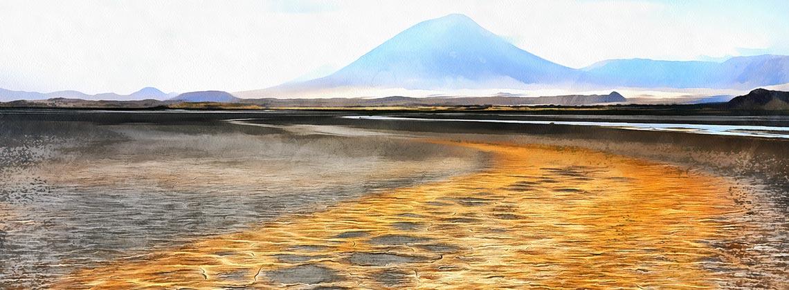 Natron Gölü, Tanzanya