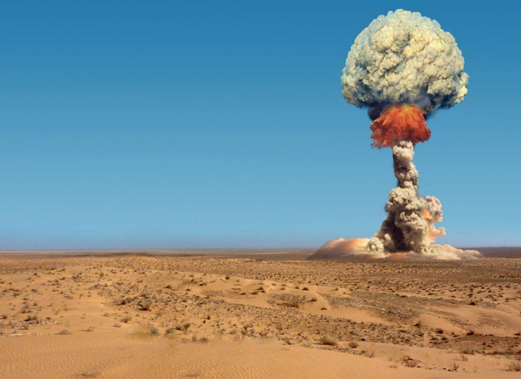 Atom Bombası Deneylerinin Merkez Üssü