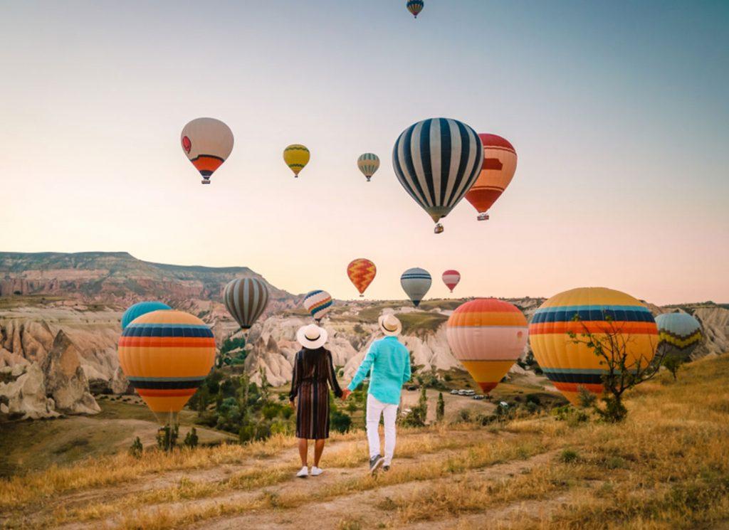 Büyülü Şehir: Kapadokya