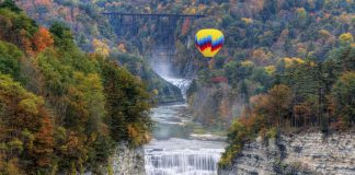 Kuzey Amerika'nın Az Bilinen Milli Parkları