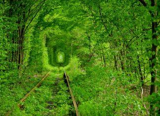ukrayna aşk tüneli