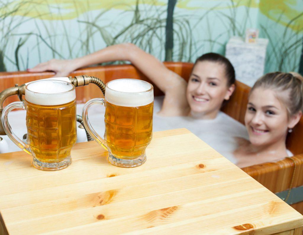 bira banyosu