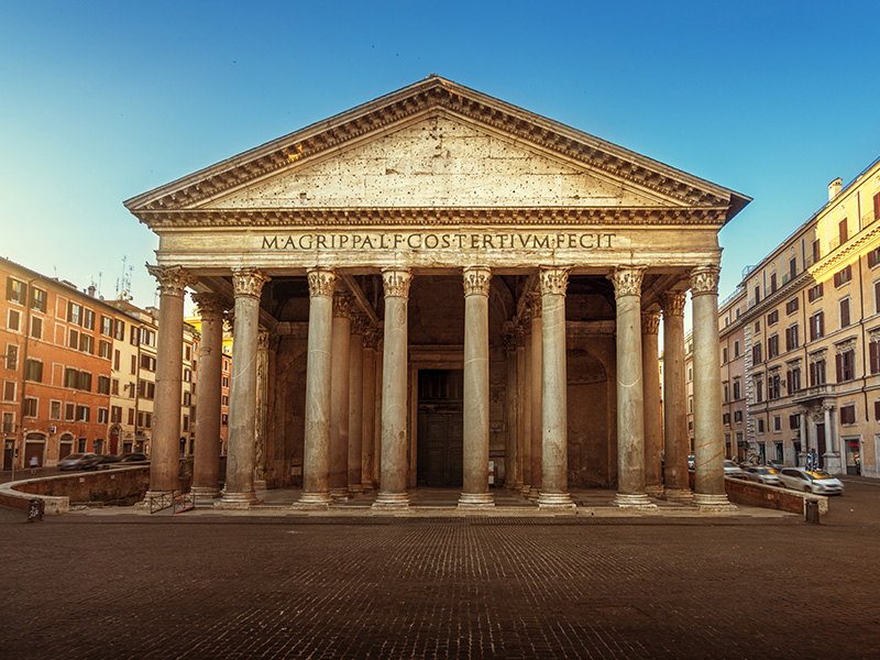 pantheon-roma-italya