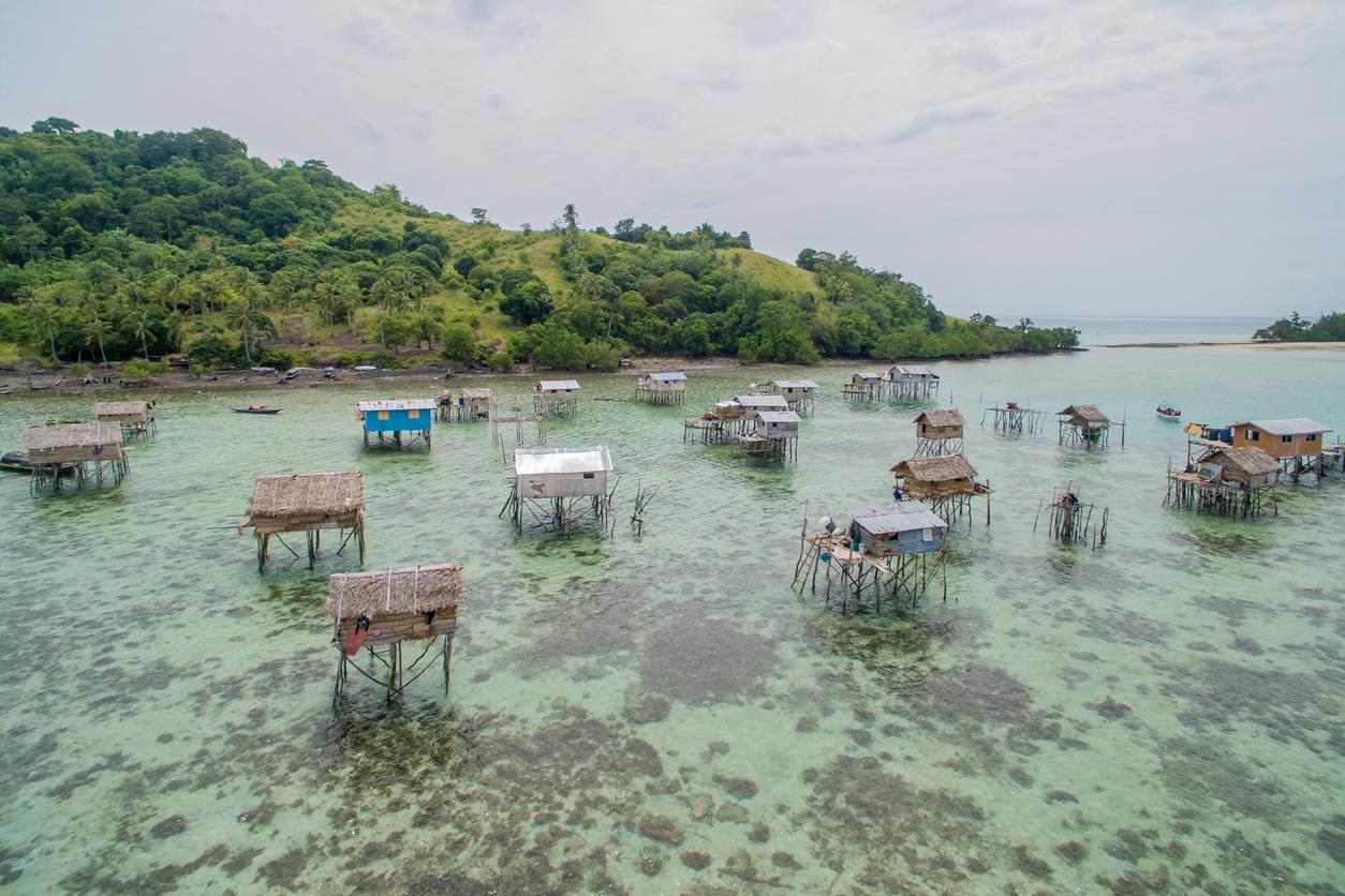 Mabul Adası, Malezya